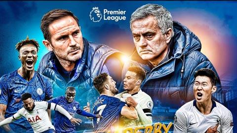 Trực tiếp Chelsea vs Tottenham, 23h30 ngày 29/11