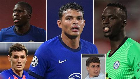 Hàng thủ Chelsea đã 'lột xác' dưới thời Lampard như thế nào?