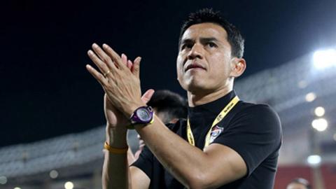 Kiatisak thừa nhận HAGL chưa đua vô địch được với Hà Nội FC