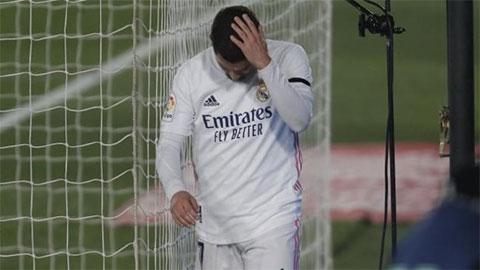 Eden Hazard lại chấn thương, không còn là 'số 1' trong gia đình Hazard