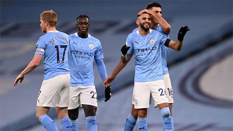 Những điểm nhấn Man City 5-0 Burnley: Lời giải cho hàng công Man xanh - xổ số ngày 24032020