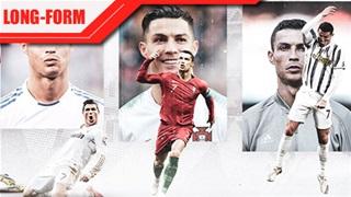 Ronaldo của năm 2020 là phiên bản nào?