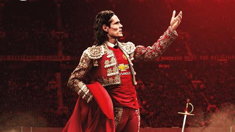 Edinson Cavani: El Matador đánh thức dòng máu Quỷ đỏ - giá vàng 9999 hôm nay 109