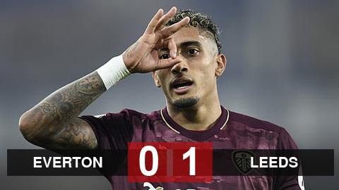 Kết quả Everton 0-1 Leeds: James Rodriguez không tỏa sáng, Everton thua trận trên sân nhà - xổ số ngày 24032020