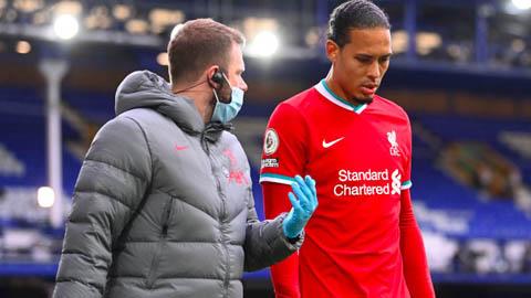 Liverpool phung phí 330 triệu bảng vì bão chấn thương