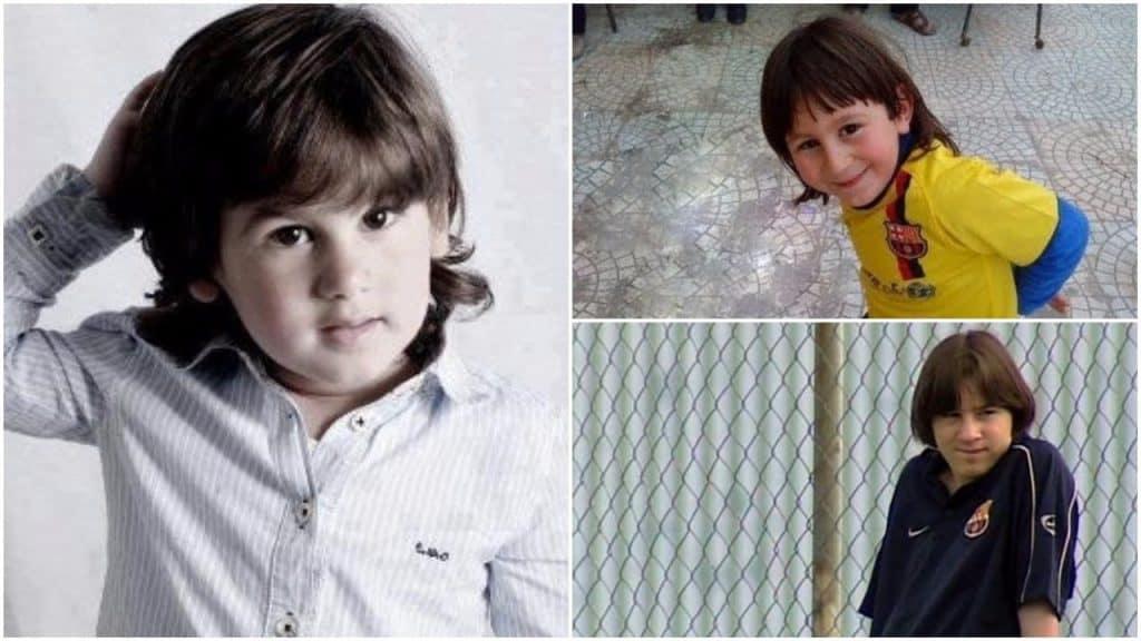 Do chứng bệnh rối loạn hormon tăng trưởng nên chiều cao của Messi khá khiêm tốn