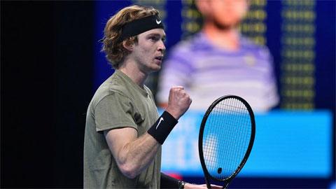 Lời tiên tri của Federer khiến Andrey Rublev 'ngã ngửa'