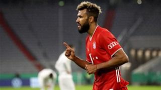 Tiền đạo Choupo-Moting (Bayern): 'Tôi là một cầu thủ mẫu mực'