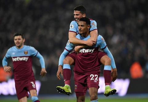 Hưng phấn trên sân nhà, West Ham sẽ có 3 điểm trọn vẹn trước đối thủ Aston Villa