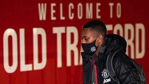 Lý do M.U loại Martial ở trận thắng ngược Southampton
