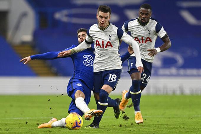 Tottenham ngày càng thấm nhuấn triết lý của Mourinho