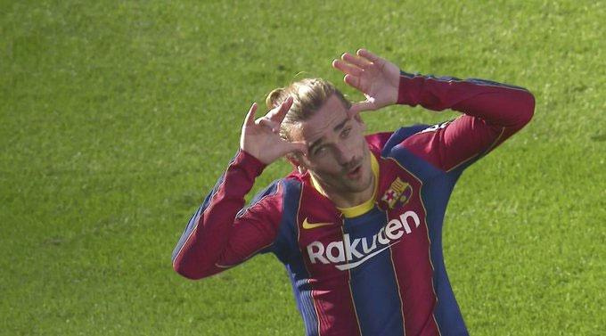 Griezmann trở nên sinh động trong chiến thắng trước Osasuna