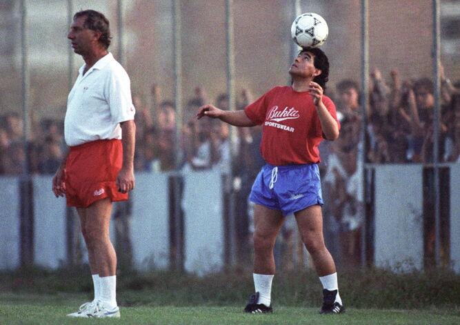 Ông đến Sevilla nhờ nguồn cảm hứng với HLV Carlos Bilardo