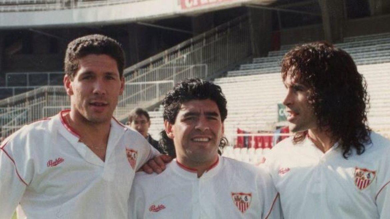 Hay tạo thành bộ ba Diego cùng Simeone và Rodriguez