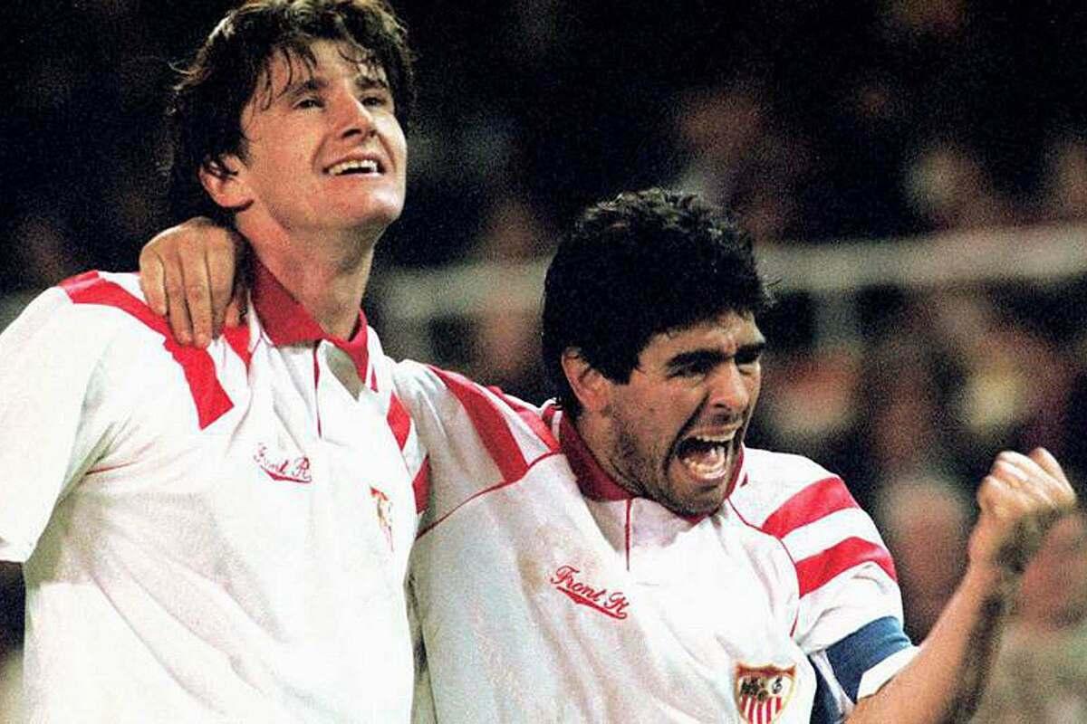 Tại đây, ông kết hợp với Davor Suker thành bộ đôi đáng sợ tại La Liga