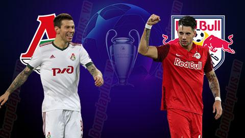 Soi kèo: Lokomotiv Moscow thắng kèo châu Á