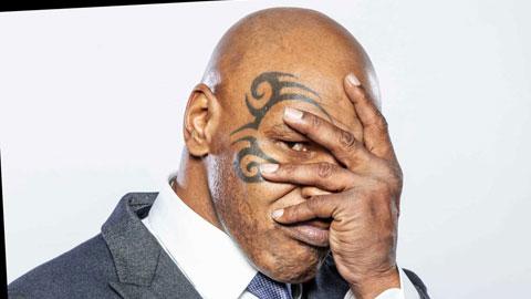 Giải mã 6 hình xăm ấn tượng của Mike Tyson