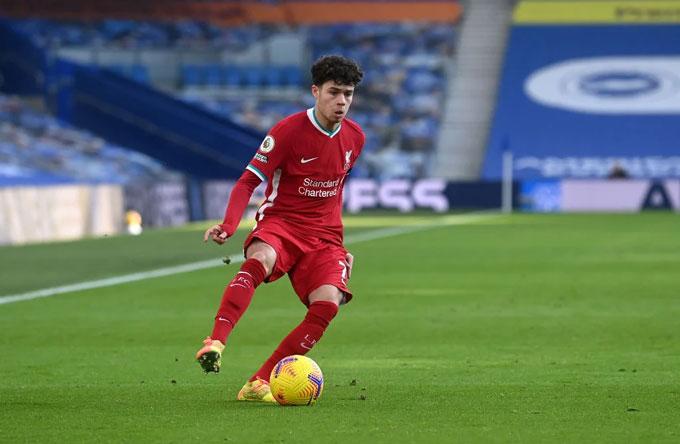 Williams đang là mắt xích yếu ở hàng thủ Liverpool