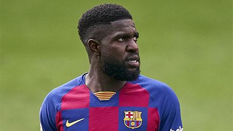 Everton muốn chiêu mộ trung vệ thất sủng của Barca