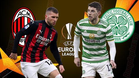 Nhận định bóng đá Milan vs Celtic, 0h55 ngày 4/12: Tìm lại mạch thắng