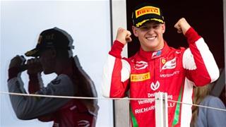 Truyền nhân nhà Schumacher chuẩn bị ra mắt đường đua F1