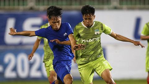 Nối gót Hà Nội, HAGL bị loại khỏi giải U21 Quốc gia