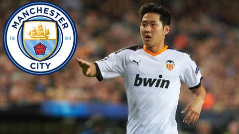 Tin giờ chót 2/12: Man City nhắm tiền đạo người Hàn Quốc của Valencia