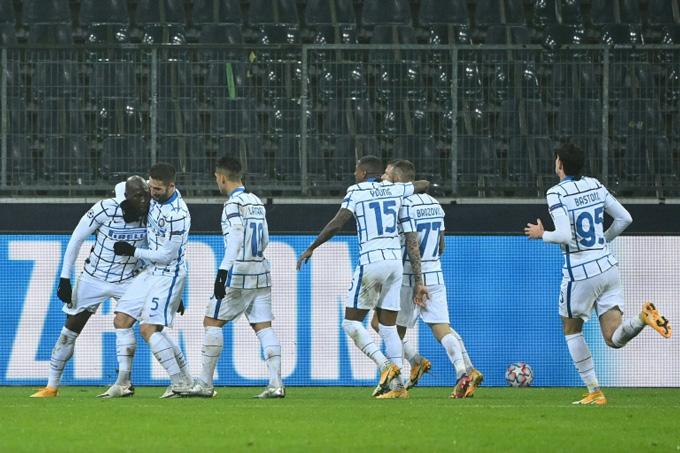 Lukaku đang thăng hoa tại Inter khi có được những người đồng đội ăn ý...