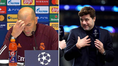 Real đã nhắm sẵn Pochettino, Zidane chỉ còn 3 trận để giữ ghế