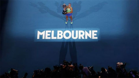 Australian Open 2021 dự kiến khởi tranh từ ngày 8/2