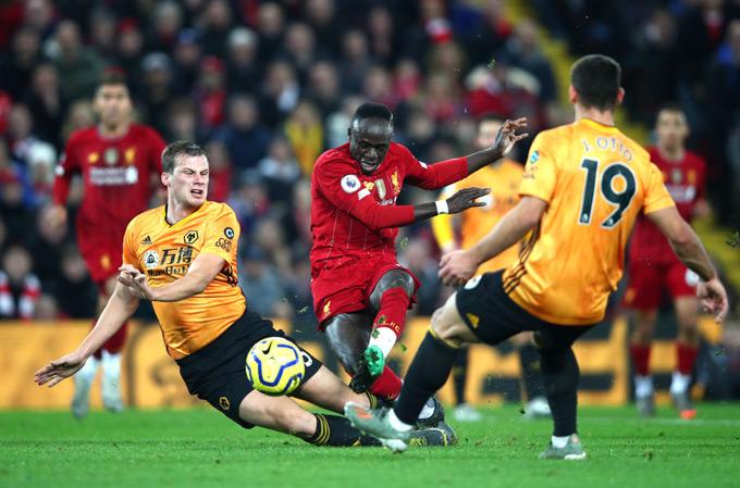 Liverpool được dự đoán sẽ gặp khó trước Wolves