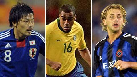 3 ngôi sao từng đá ở World Cup cập bến V.League
