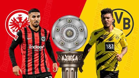 Nhận định bóng đá Frankfurt vs Dortmund, 21h30 ngày 5/12