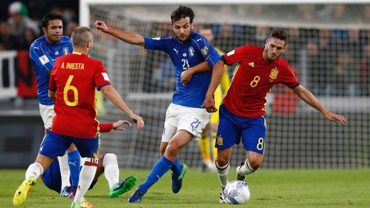 Italia vs Tây Ban Nha là cặp đấu đầy duyên nợ