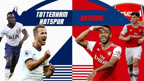 So sánh giá trị đội hình Tottenham vs Arsenal: Gà trống hơn Pháo thủ gần 100 triệu bảng
