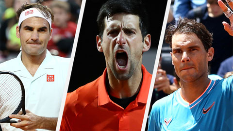 Big 3 vẫn là thế lực ở các giải Grand Slam năm 2021 - xổ số ngày 20082019