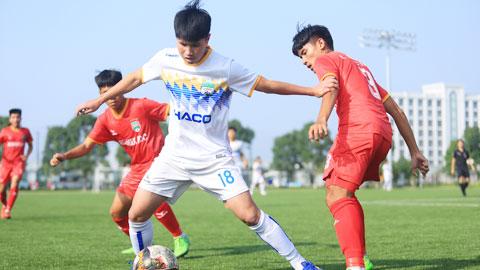 Vòng tứ kết U17 Cúp Quốc gia 2020: Kỳ phùng địch thủ
