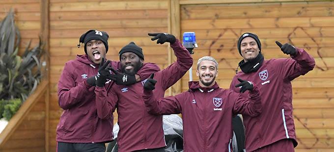 Cầu thủ West Ham sẽ giúp Moyes có được niềm vui trước Man United?