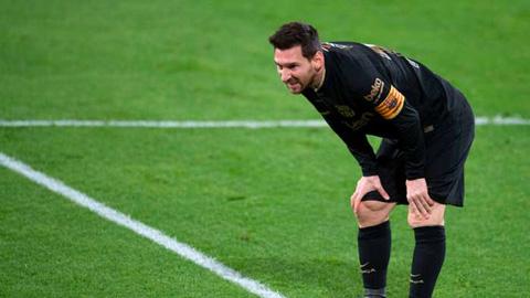 Barca lập kỷ lục đáng buồn sau trận thua sốc Cadiz