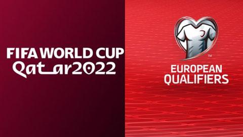 Những điều cần biết về Lễ bốc thăm vòng loại World Cup 2022 khu vực châu Âu