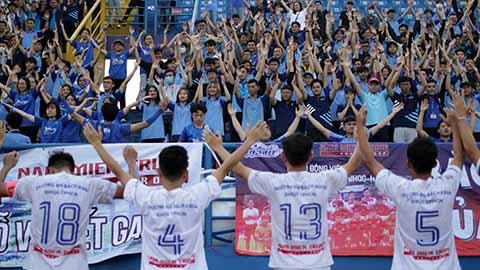 Lo ngại Covid-19, SV-League lần thứ ba bị hoãn