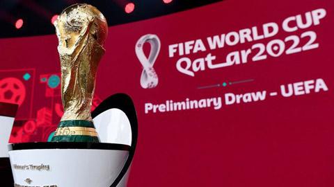 Bốc thăm vòng loại World Cup 2022 khu vực châu Âu: ĐT Anh gặp khó
