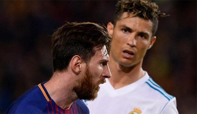Ronaldo và Messi có nhiều điểm chung hơn mọi người tưởng