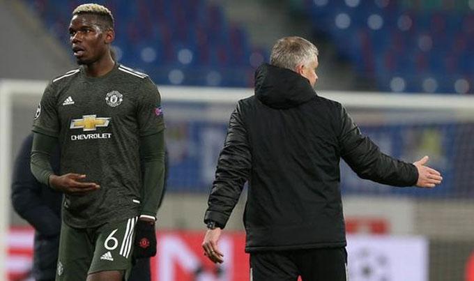 M.U gây thất vọng tràn trề ở Champions League