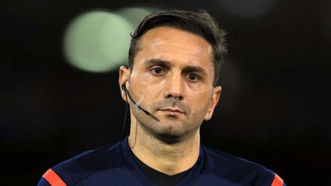 Trọng tài Coltescu lên tiếng về vụ phân biệt chủng tộc trận PSG vs Istanbul Basaksehir