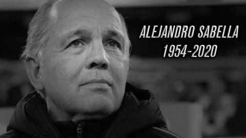 Alejandro Sabella, cựu HLV ĐT Argentina, qua đời ở tuổi 66