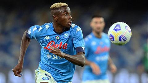 Napoli vs Sociedad: Vẫn ổn khi vắng Osimhen