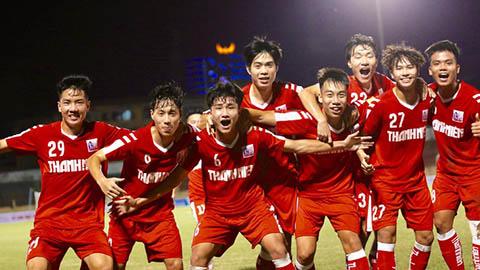 VCK U21 QG: Tuyển thủ U22 Quốc gia lập công, Nam Định thắng ngược Đồng Tháp