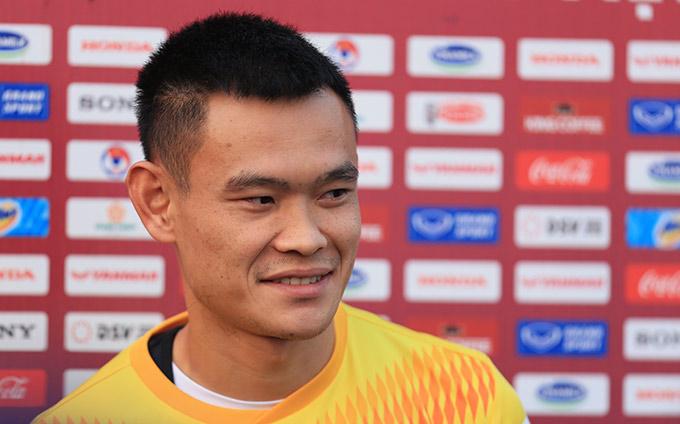 Minh Tùng chưa phải nộp phạt khi lên đội tuyển Việt Nam - Ảnh: Đức Cường