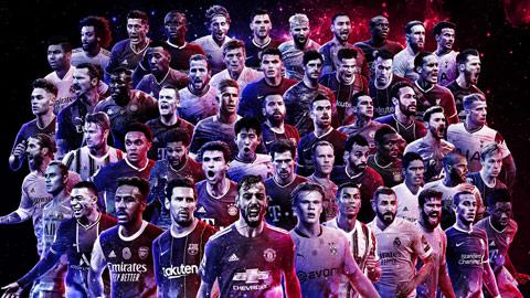FIFA công bố đề cử Đội hình tiêu biểu 2020: Bayern và Liverpool áp đảo phần còn lại